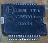BOSCH 30680 car engine power driver chip auto ecu ic